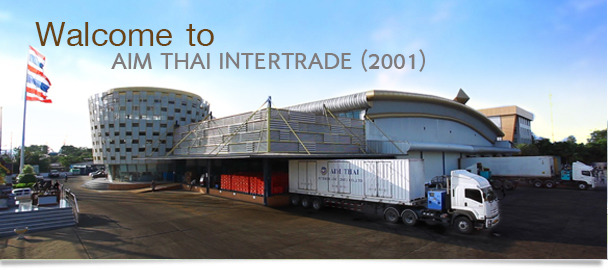 Welcome to AIM THAI INTERTRADE