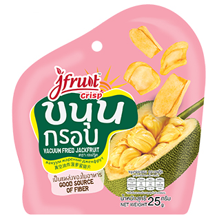 J fruit Vacuum Freeze Fried Jackfruit